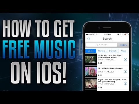 How To Get Music For Free on iOS! (NO JAILBREAK/NO COMPUTER) - Alex Reed