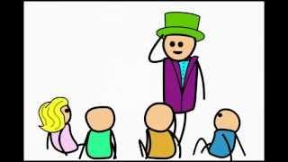 Cyanide & Happiness Il Cappello Magico