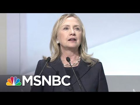 Chuck Grassley Staffer Ran Private Investigation Into Hillary Clinton E-mail | Rachel Maddow | MSNBC