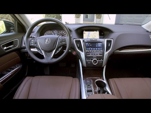 2018 Acura TLX V6 With Advance Package   Interior