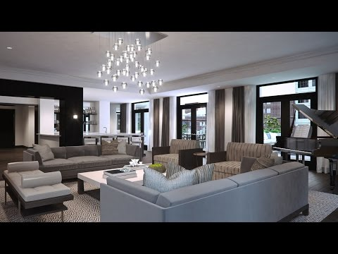 The Lauren Residences: Penthouse Tour