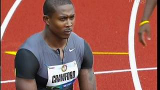 2012 U.S. Olympic trials men 200m semifinal