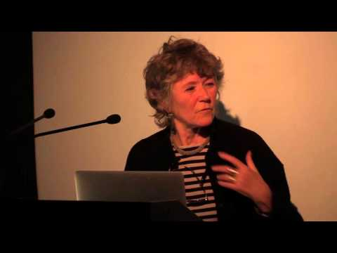 Dinah Casson lecture at the Royal College of Art