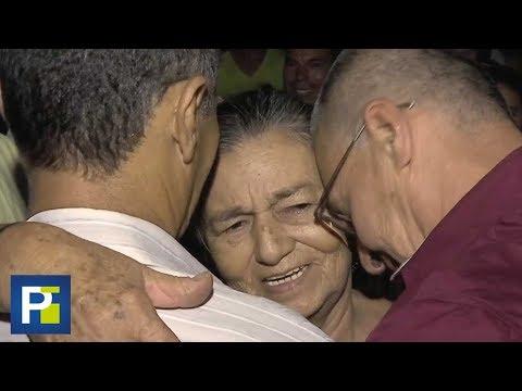 Después de 53 años, una familia colombiana logra reunirse con una hermana que creían muerta
