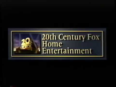 20th Century Fox Home Entertainment (1997) Company Logo (VHS Capture)
