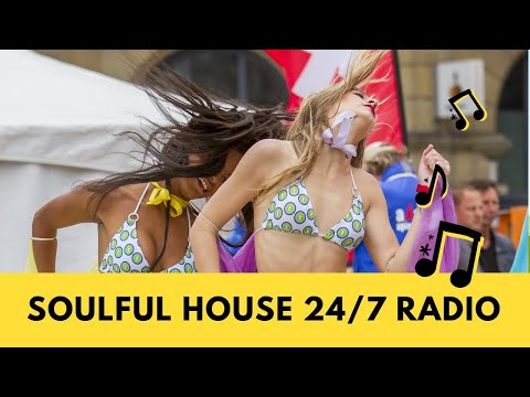 🔴 Soulful House Music Radio 24/7 | Feed Your Soul LIVE Stream