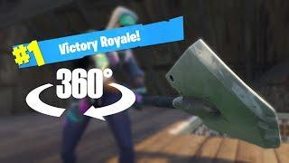 Victoire Royale en réalité virtuelle - Fortnite 360 Timelapse