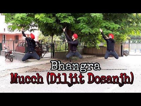 Muchh-Diljit Dosanjh (Bhangra)   New Punjabi Song 2019   Sanjha Bhangra
