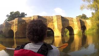 River Arun Kayak Pulborough to Pallingham Quay (HQ)