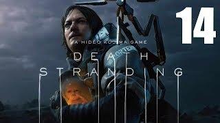 DEATH STRANDING | Capítulo 14 | EL BOSS DE VERDAD!! OJITO