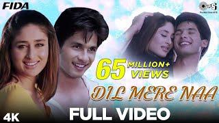 Dil Mere Naa Full Video - Fida I Kareena Kapoor & Shahid Kapoor | Udit Narayan & Alka Yagnik