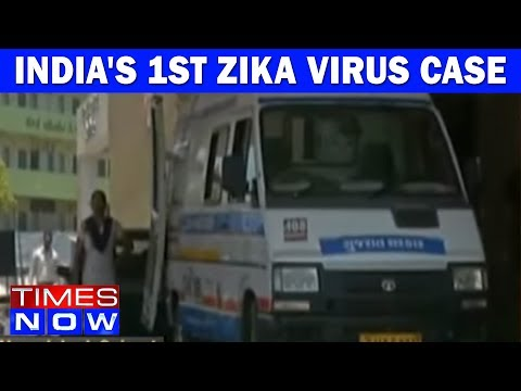 WHO Confirms India's 1st Zika Virus case In Ahmedabad