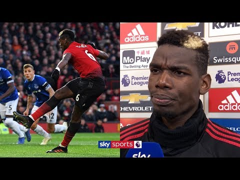 Paul Pogba reacts to stuttered penalty run-up criticism