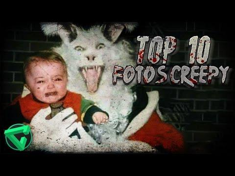 TOP 10 FOTOS CREEPY: EL CONEJO DIABÓLICO - (Las fotos más extrañas del mundo) | iTownGamePlay