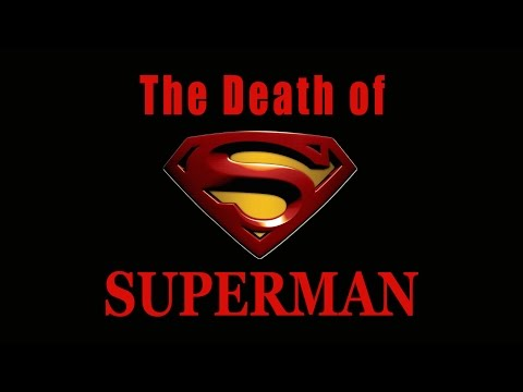 The Death of Superman -- Memorial Set #75  -- Mint