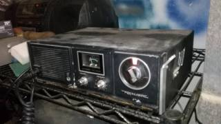 Antique cb radio