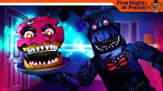 НЕ КУШАЙ ЭТОТ КЕКСИК! 3 НОЧЬ! 🦊 ФНАФ 4 - Five Nights at Freddy's 4 (FNAF) Прохождение на русском