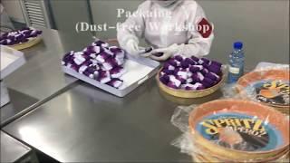 Tin boxes Production Process