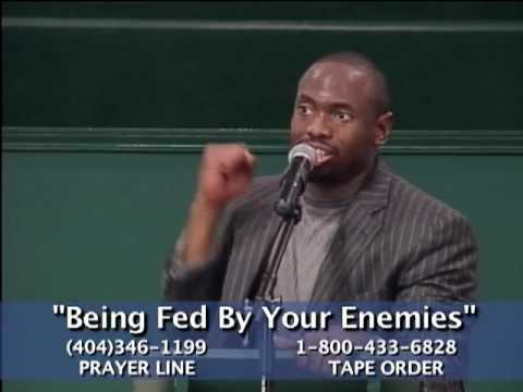 "Rev. Timothy Jr. Preaches ""Fed By Your Enemies"""