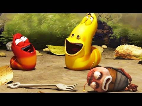 LARVA - LAUGHING | Larva 2017 | Cartoons For Children | Larva Cartoon | LARVA Official