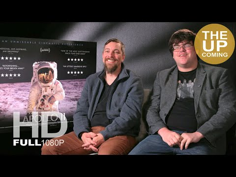Apollo 11: Todd Douglas Miller And Stephen Slater Interview