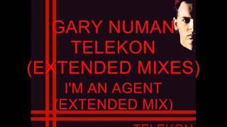 Gary Numan, I'm An Agent (Extended Mix)