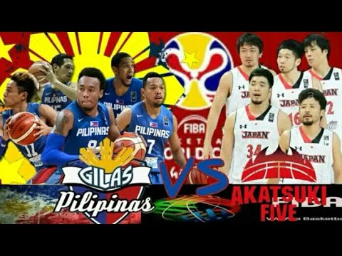 Gilas Pilipinas VS Japan | Fiba World Cup Qualifiers Preview