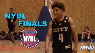 The Best Middle Schoolers in the NATION Come to Play at 2015 NYBL Finals | Columbus, OH [Mixtape]