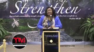"""ThThe Visionaries Worship""- Evangelist Faith Davis - PAL Camp 2020"