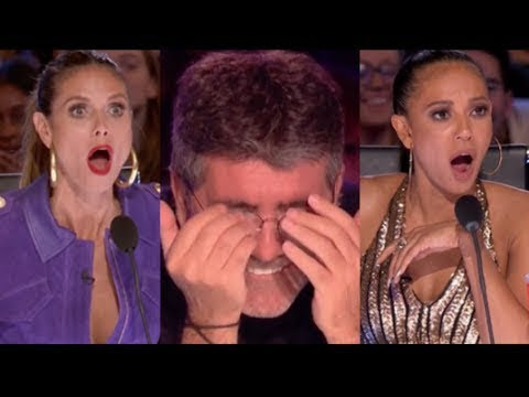 The Best Top 6 AMAZING Auditions - America's Got Talent 2017