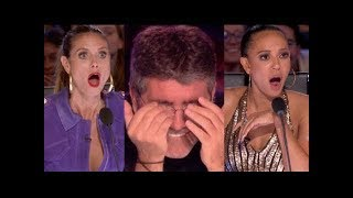 The Best Top 6 AMAZING Auditions America's Got Talent 2017 MUST WATCH!