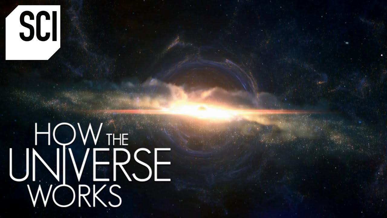 The Milky Way's Supermassive Black Hole | How the Universe Works