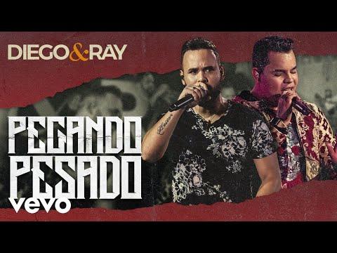 Diego & Ray - Pegando Pesado (Ao Vivo Em São Paulo / 2020)