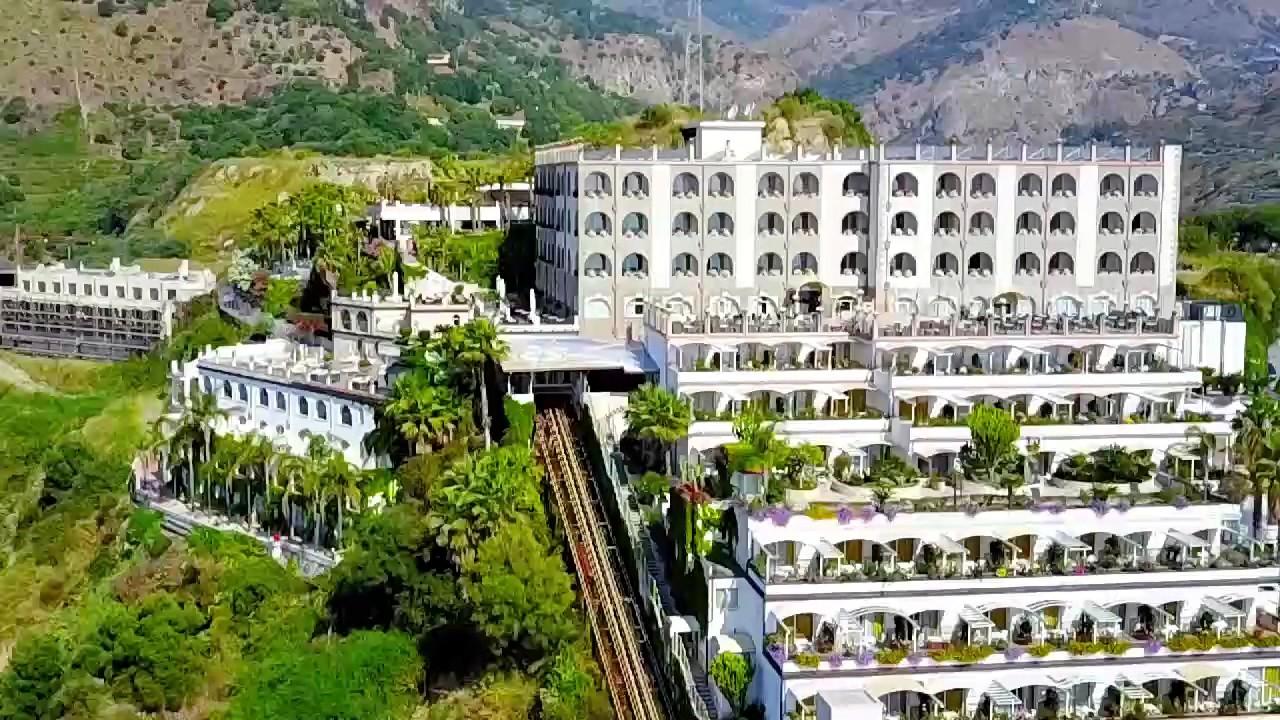 Hotel Antares Olimpo **** | 2017 | Video Drone | Letojanni | Sicilia ...