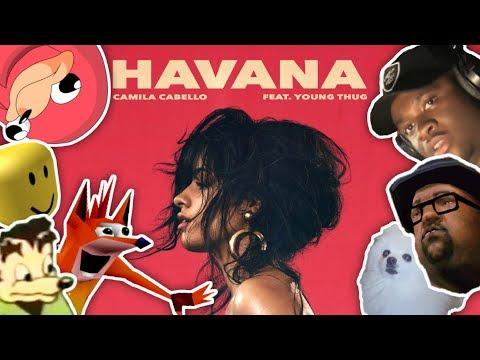 Camila Cabello: Havana - Meme Cover