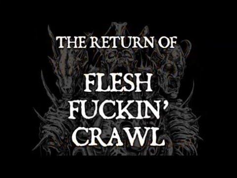 Fleshcrawl  Kingdom of Skulls 2016  EP