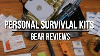 Personal Survival Kits for your EDC or Bug Out Bag