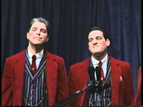 The Gas House Gang - 1992 International Quartet Final