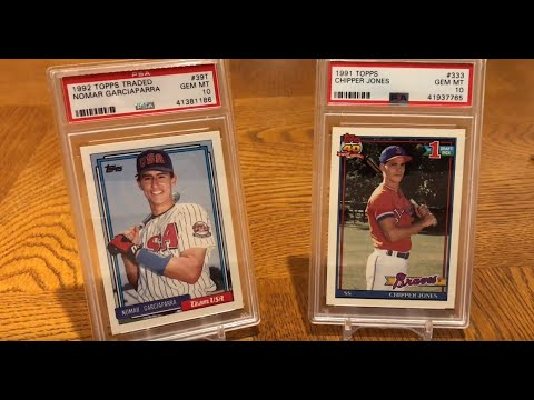 Graded Mail Day Start Of The 300 Great Baseball Cards Set Registry