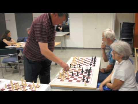 3 personen schach
