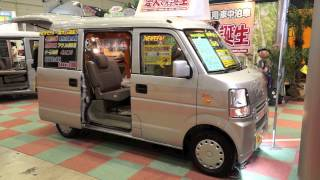 JAPAN CAMPING CAR SHOW 2013 thumbnail