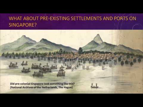 MOOGAS SG50 -  Singapore's Maritime History Two Centuries before Raffles