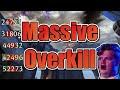 Guild Wars 2 WvW Soulbeast Roaming - Massive Overkill