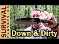 Pathfinder Knife Shop Mountain Lion Survival Knife-  Dirty By Design