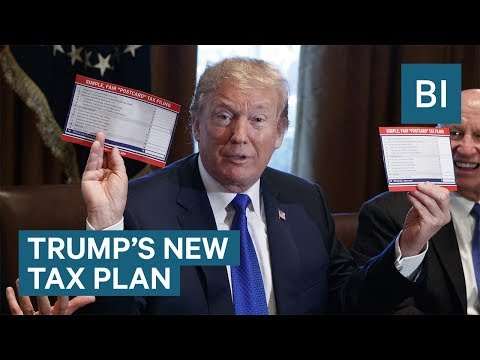How Trump's plan could change your taxes