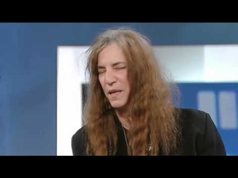 Patti Smith: EXTENDED INTERVIEW on George Stroumboulopoulos Tonight
