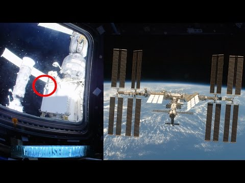 CRAZY ISS UFO FOOTAGE! [Alien Craft] NASA EXPERTS STUNNED! 10/27/2016