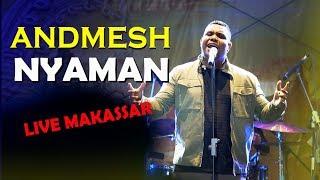 Gambar cover ANDMESH - NYAMAN Live Makassar
