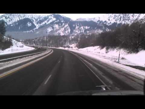 South of Logan, Utah
