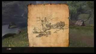 [ESO] Elder Scrolls Online: Cyrodiil Treasure Map II Location